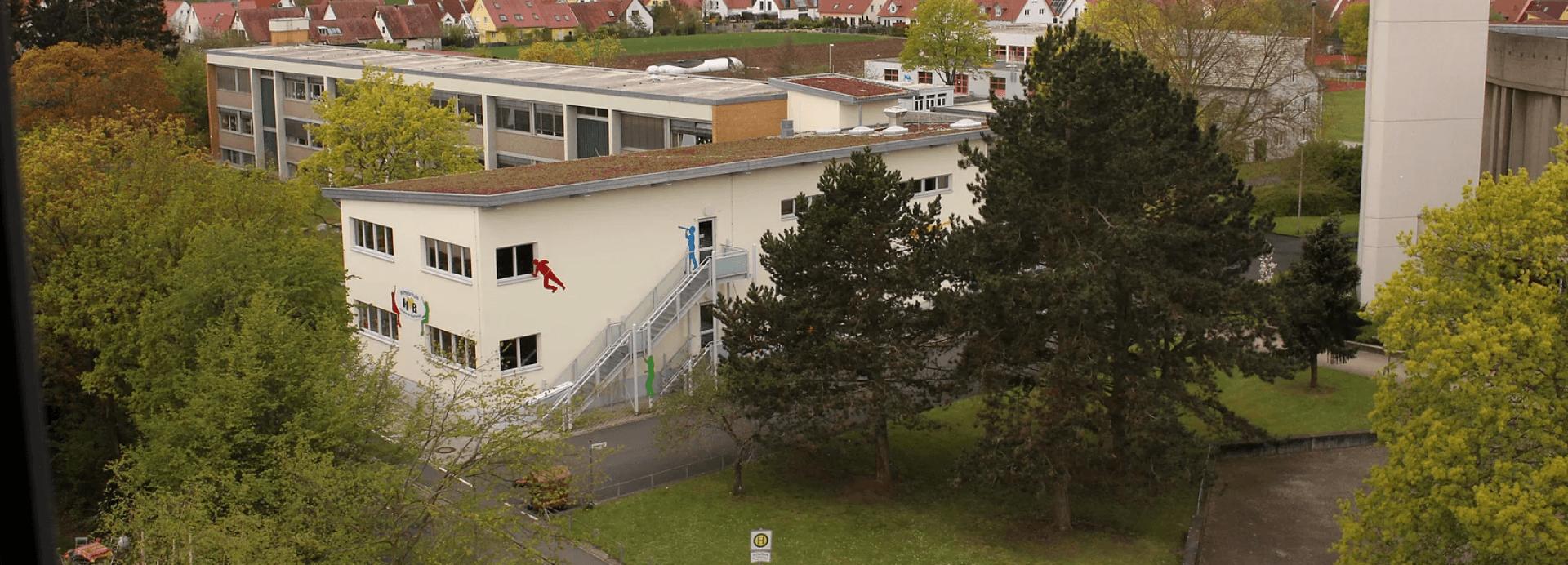 Mittelschule Holderhecke Bergrheinfeld
